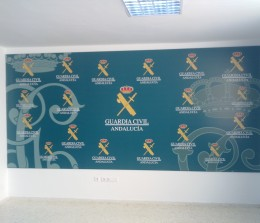 Decoración – Guardia Civil
