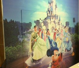 Decoración – Pared Disney