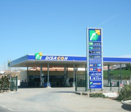 Gasolineras – Beas