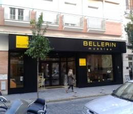 Fachadas – Bellerín