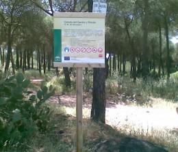 Rótulos de madera – Pinos Ibersilva