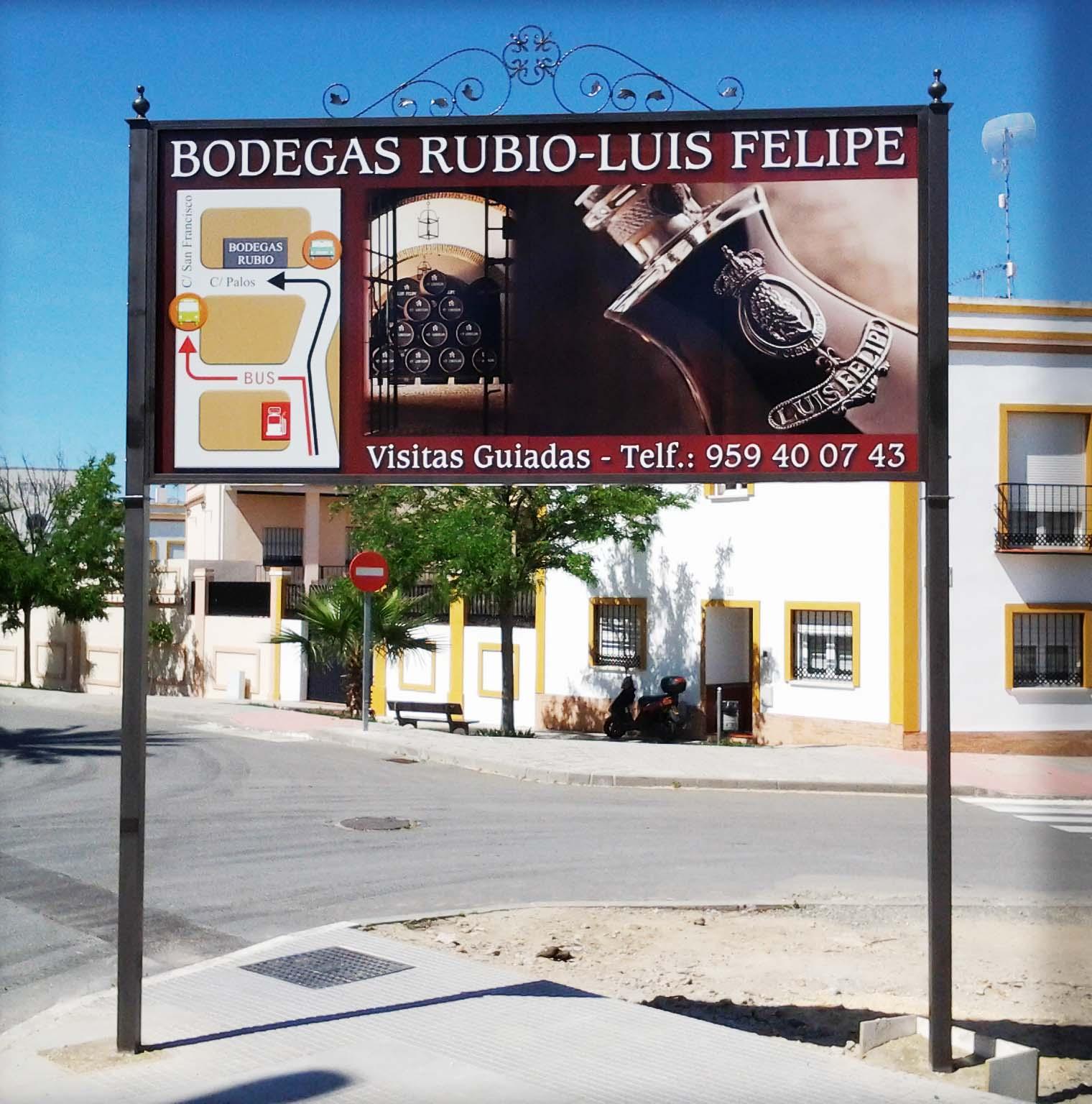 Bodegas Rubio - Luís Felipe