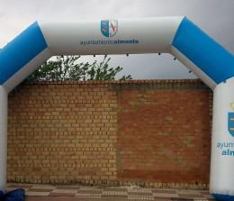 Arcos de meta –  Almonte