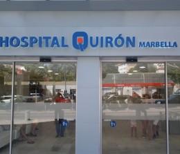 Fachadas – Hospital Quirón