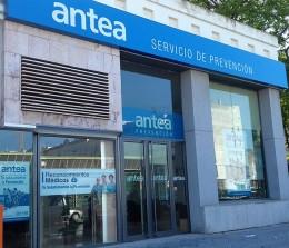 Fachadas – Antea