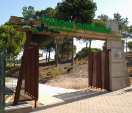 Corpóreos – Parque Camaleón