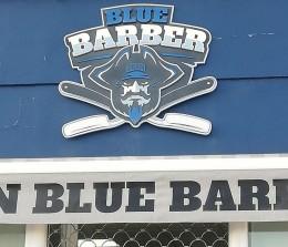 Fachadas – Blue Barber